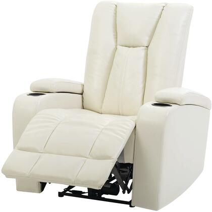 Glory Furniture G658RC G650 Series Faux Leather Metal Frame  Recliners