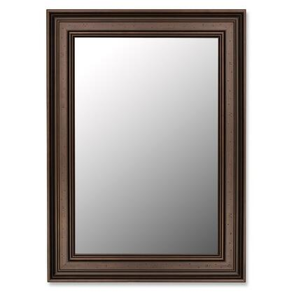 Hitchcock Butterfield 210103 Cameo Series Rectangular Both Wall Mirror