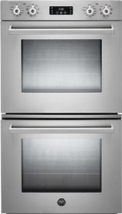 "Bertazzoni FD30PROXV 30"" Double Wall Oven, in Stainless Steel"