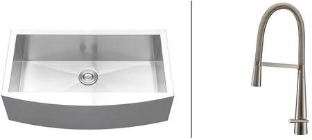 Ruvati RVC2454 Kitchen Sink