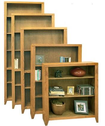 Legends Furniture CL6648GDOCity Loft Series  Bookcase