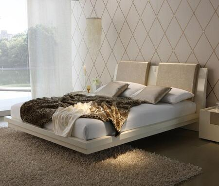 Rossetto T2666MM353054 Diamond Series  Queen Size Platform Bed