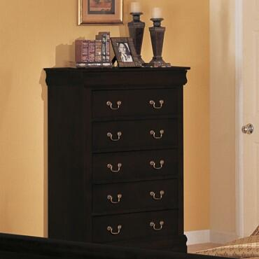 Yuan Tai 4705CH Louis Philippe Series  Chest