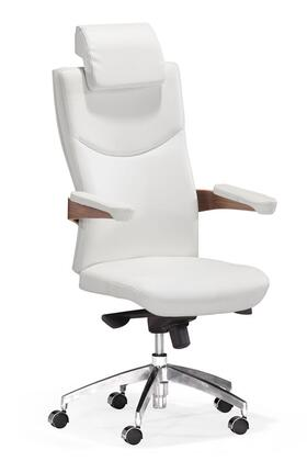 "Zuo 205881 24.5"" Modern Office Chair"