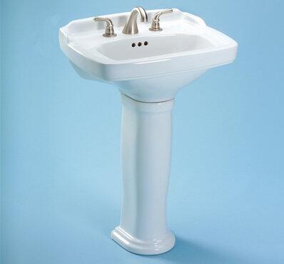 Toto LT770#51 Ebony One-Hole Pedestal Lavatory Bowl