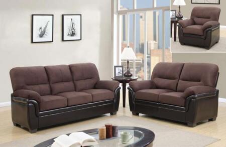 Global Furniture UMC3KDSOFALC UMC3KD Living Room Sets