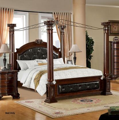 Furniture of America CM7271CKBED Mandalay Series  California King Size Bed