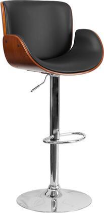 Flash Furniture SD2690WALGG Residential Vinyl Upholstered Bar Stool