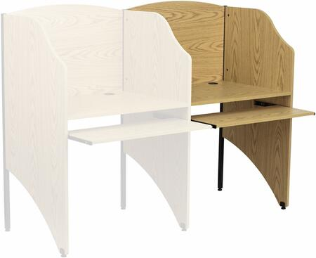 Flash Furniture MTM6202OAKADDGG  Desk