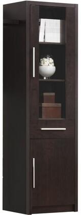 Acme Furniture 02476 Malloy Series Freestanding Wood 1 Drawers Cabinet