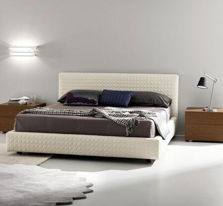Rossetto T286610345N09 Infinity Series  Queen Size Bed