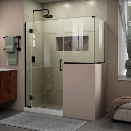 Unidoor X Shower Enclosure 6HP 30D 24BP 30RP 09