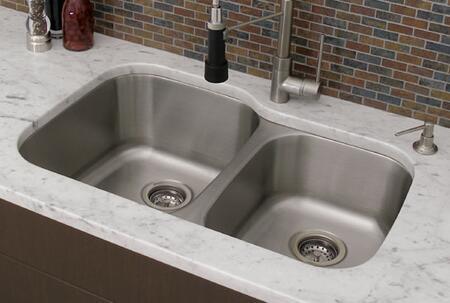 Aline CV23121LRE Kitchen Sink