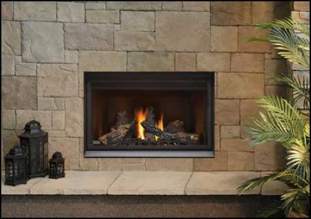 Napoleon BGD42CFN  Direct Vent Natural Gas Fireplace