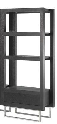 Allan Copley Designs 3080332 Palisada Series Wood 3 Shelves Bookcase