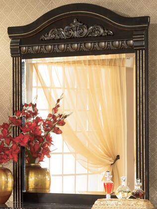 Signature Design by Ashley B17536 Coal Creek Series Arched Portrait Dresser Mirror