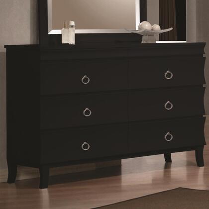 Coaster 202283 Holland Series Wood Dresser