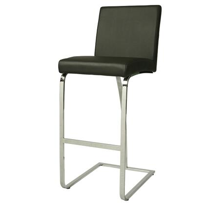 Pastel Furniture QLMC2103 Monaco 26 in. Counter Height Barstool