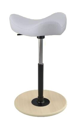 "Varier MOVE 2600 REVIVE 19"" - 27"" Sit-Stand Chair with Revive Upholstery,"