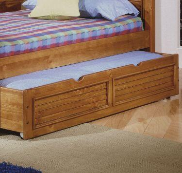 American Woodcrafters 65X0906 Trundle Unit/Under-Bed Storage
