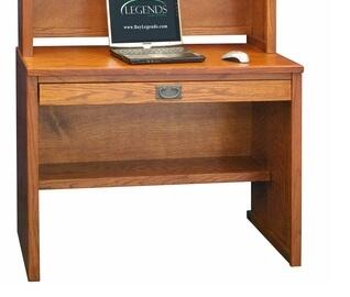 Legends Furniture MM6104RDO Mission Series  Desk
