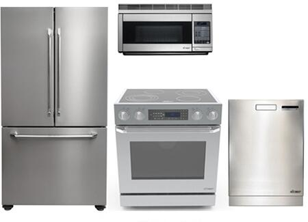 Dacor 716692 Distinctive Kitchen Appliance Packages
