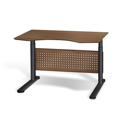 Unique Furniture 712088-XX Height Adjustable Sit Stand Desk 47""