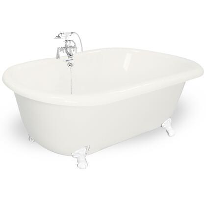 American Bath Factory T080BWH