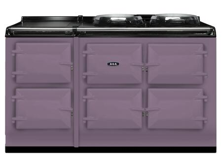 AGA ATC5HEA Total Control Series Slide-in Electric Range with  in Heather