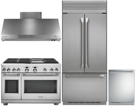 GE Monogram 709602 Kitchen Appliance Packages