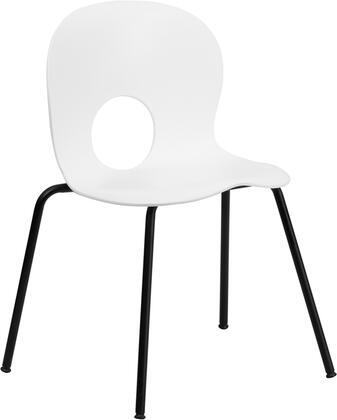 Flash Furniture RUTNC258WHITEGG