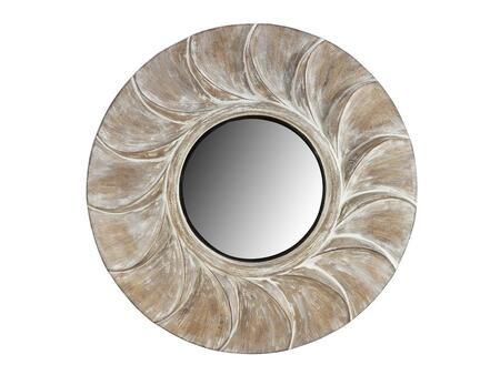 Stein World 12118  Round Both Wall Mirror