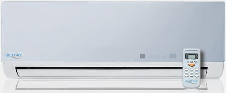 Quietside QSCE123 Air Conditioner Cooling Area,