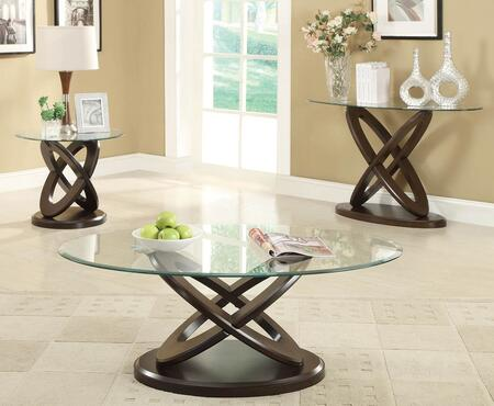 Coaster 702788CES Occasional Group Living Room Table Sets
