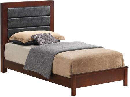 Glory Furniture G2400ATB  Twin Size Panel Bed