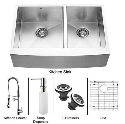 Vigo VG15090 Drop In Sink