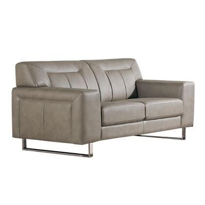Diamond Sofa VERALOSS Vera Series  Stationary with Metal Frame Loveseat
