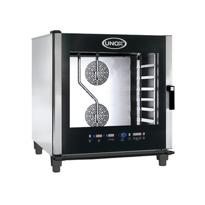 Unox Xav605p208 Combi Oven Appliances Connection
