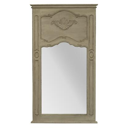 Home Trends & Design FAVMIRRES12W52L2  Rectangular Portrait Wall Mirror