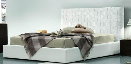 VIG Furniture VGSMLIDOMAXITI03CCK SMA Lido Maxi Series  Platform Bed