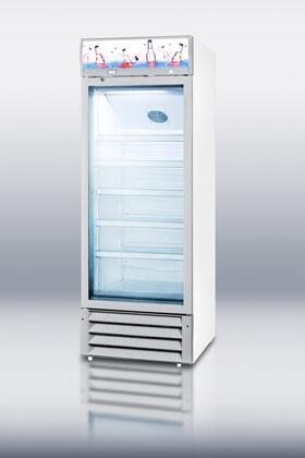 "Summit SCR1275 Freestanding Full Size  23.6"" No Beverage Center  Appliances Connection"