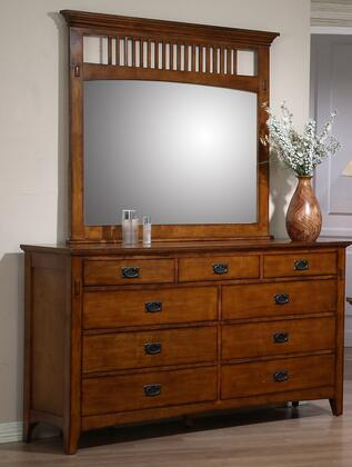 Sunset Trading SSTR750DRMR Tremont Bedroom Dressers