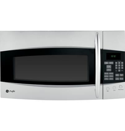 GE Profile PVM1970SRSS 1.9 cu. ft. Capacity Over the Range Microwave Oven