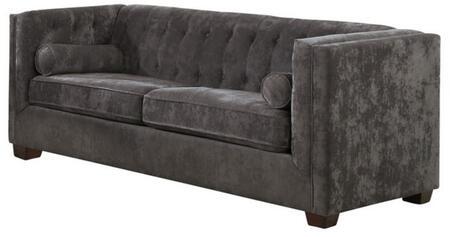 Coaster 504491 Alexis Series Stationary Fabric Sofa