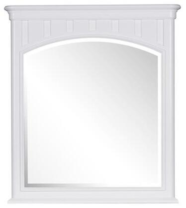 Samuel Lawrence 8466430 SummerTime Series Rectangle Landscape Dresser Mirror