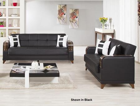 Casamode ALMIRASBLSZBNL Living Room Sets