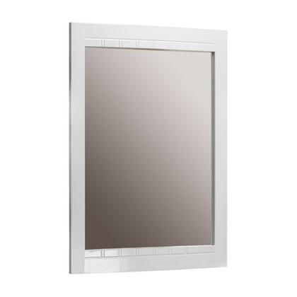 Foremost BLWM2434  Rectangular Portrait Bathroom Mirror