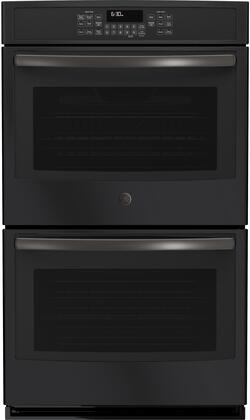 Ge Jt5500fmds 30 Inch Black Slate Electric Double Wall Convection Oven