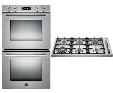 Bertazzoni 347025 Professional Kitchen Appliance Packages