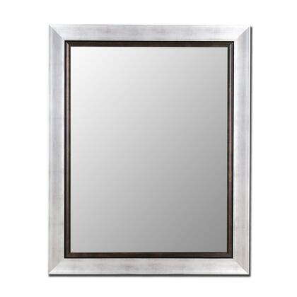 Hitchcock Butterfield 200504 Cameo Series Rectangular Portrait Wall Mirror